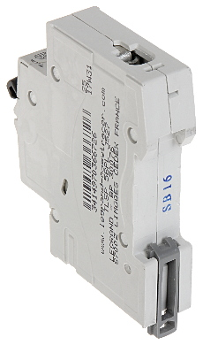 CIRCUIT BREAKER LE 419136 ONE PHASE 16 A B TYPE LEGRAND