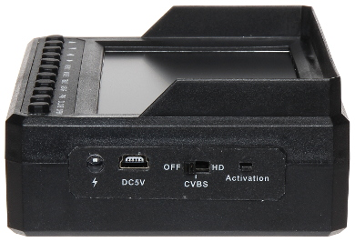 MONITORIUS AHD HD TVI PAL MS 43 4 3