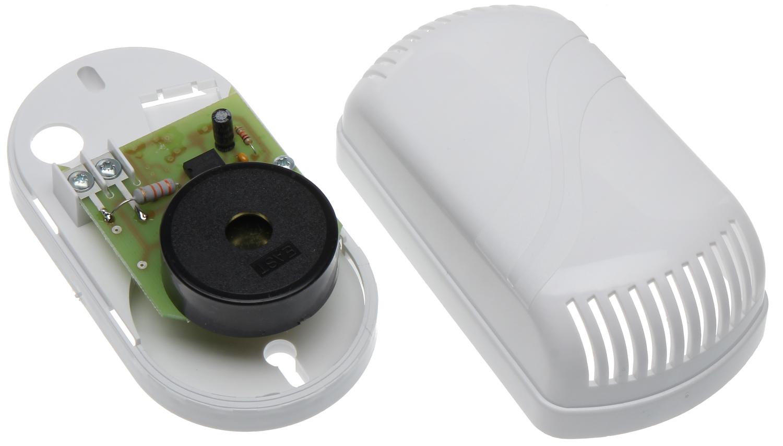 sonnette avec fil or 02 c ac 230v orno sonnettes avec et sans fil delta. Black Bedroom Furniture Sets. Home Design Ideas