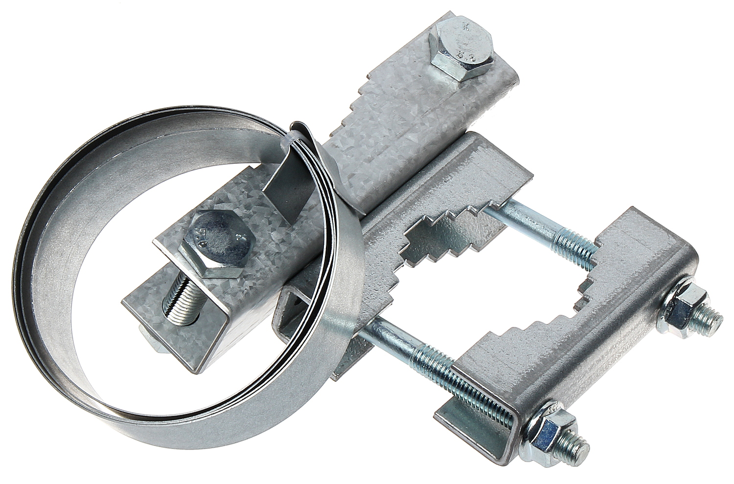 U bolt clamp or clamps delta