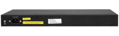 Switch PoE PFS4220 16P 250 CU 18 PORTURI DAHUA