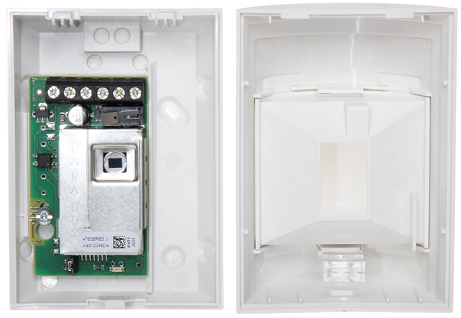 PIR DETECTOR PRO-PLUS PARADOX - Wired PIR Detectors ... on