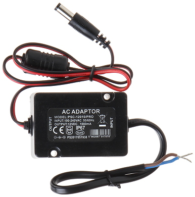 POWER SUPPLY ADAPTER PSC 12010 PRO 12 V DC 1 A