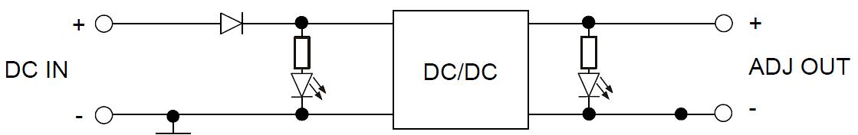 PZD 3520 W6 DC DC