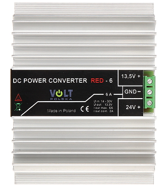 MODUL CONVERTOR DC DC RED 6 DC DC