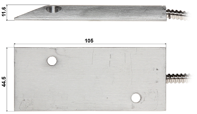 CONTACT MAGNETIC PENTRU POART SA 220 JABLOTRON