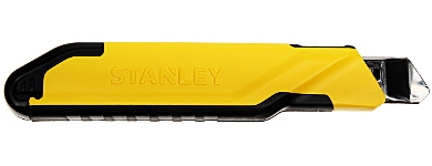 KNIFE WITH SNAP OFF BLADE ST 0 10 280 18 mm STANLEY