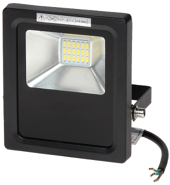 LED FLOODLIGHT STH 10W 4K P5 SonneTech