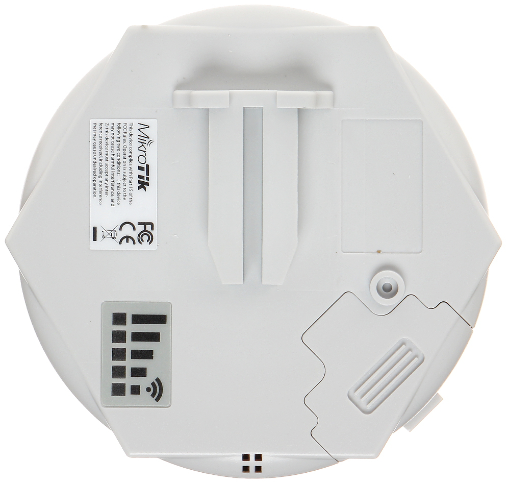 MikroTik RBSXTG-5HPnD-SAr2 Access Point Mac