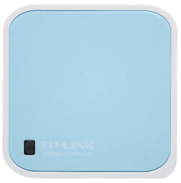 ROUTER TL WR802N 300 Mb s TP LINK