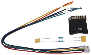 TASTATUR LCD TM 50 B PARADOX