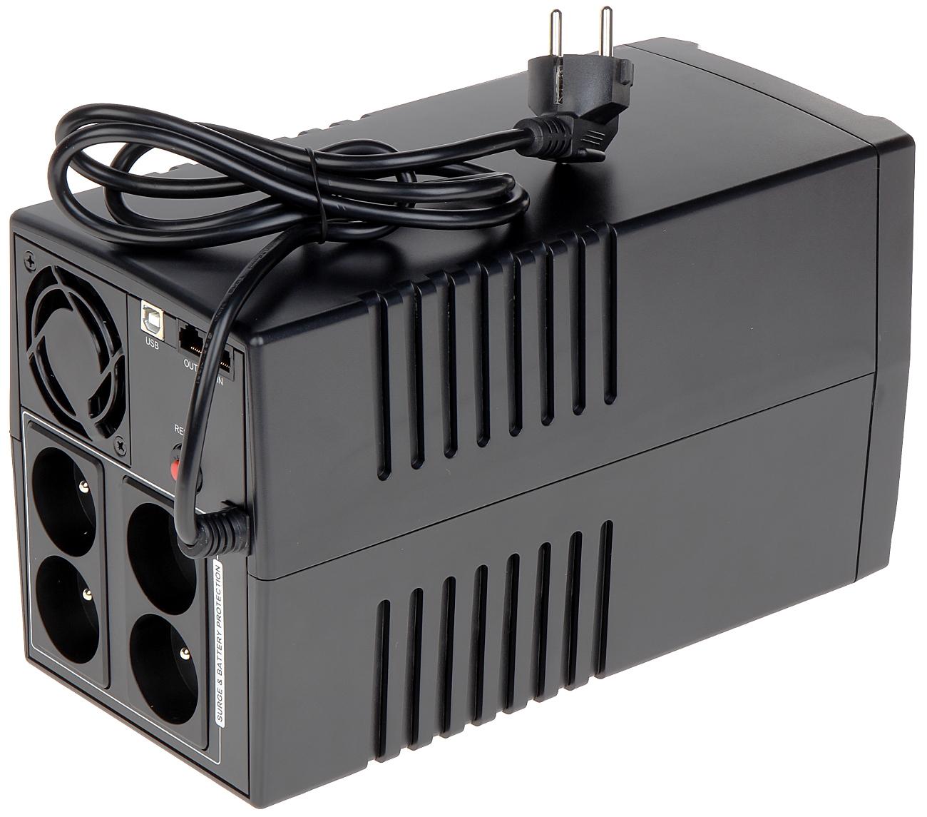 UPS UT1500E-FR/UPS 1500 VA CyberPower - Up to 1 kW - Delta