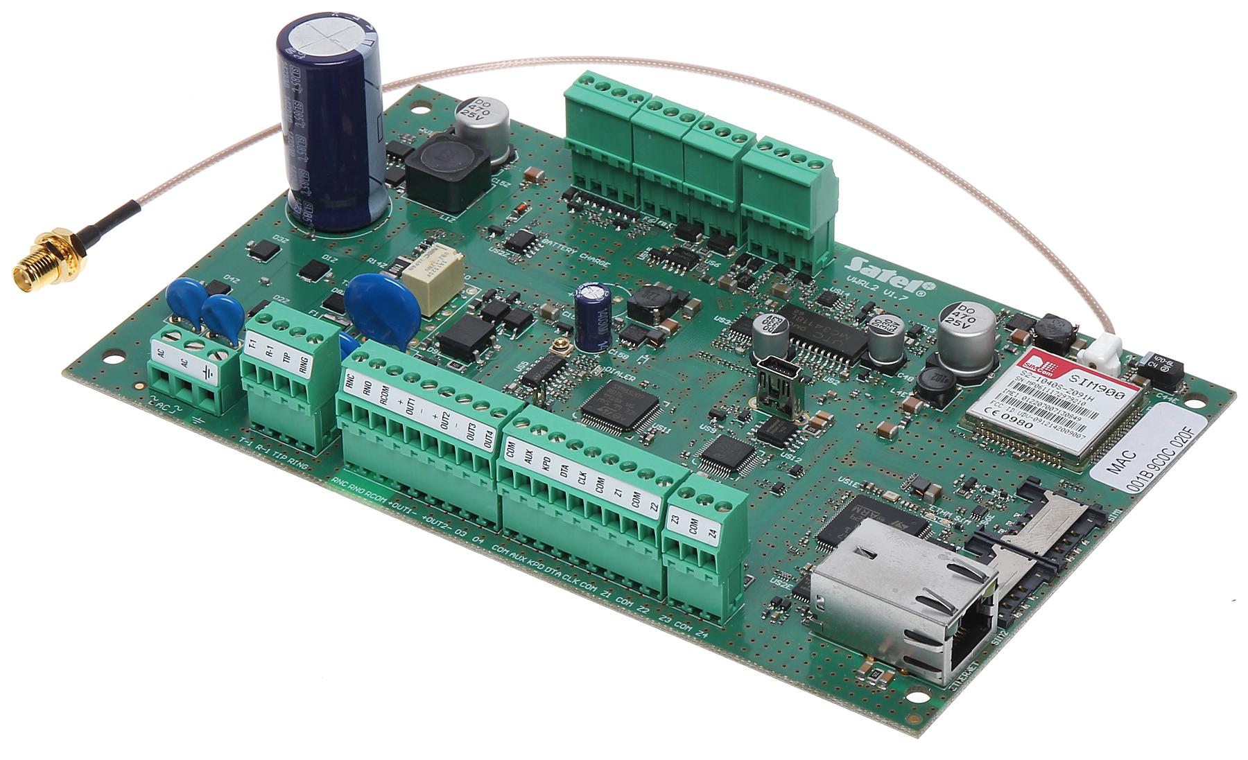 SATEL ALARM SYSTEM KIT VERSA-PLUS-TSGS SATEL - Alarm System Kits - Delta