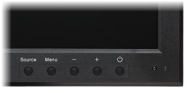 MONITOR VGA 2xVIDEO HDMI AUDIO VMT 222 21 5 VILUX