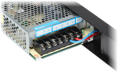 POWER SUPPLY ADAPTER RACK ZR12 150 LZ 12 12 V DC 12 5 A