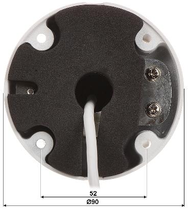 KAMERA IP APTI 52C4 2812WP 5 Mpx 2 8 12 mm