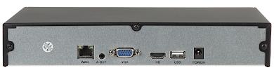NVR IP APTI N0911H M5 9 CANALE