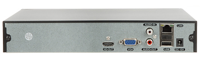 IP DVR APTI N0921 4KS3 9 CHANNELS 4K UHD