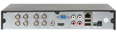 AHD HD CVI HD TVI CVBS TCP IP DVR APTI NX0801 S31 8 KAN LOV