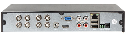 AHD HD CVI HD TVI CVBS TCP IP DVR APTI NX0801HS S4 8 CHANNELS