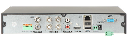 AHD HD CVI HD TVI CVBS TCP IP DVR APTI XB0401H S32 4 CHANNELS