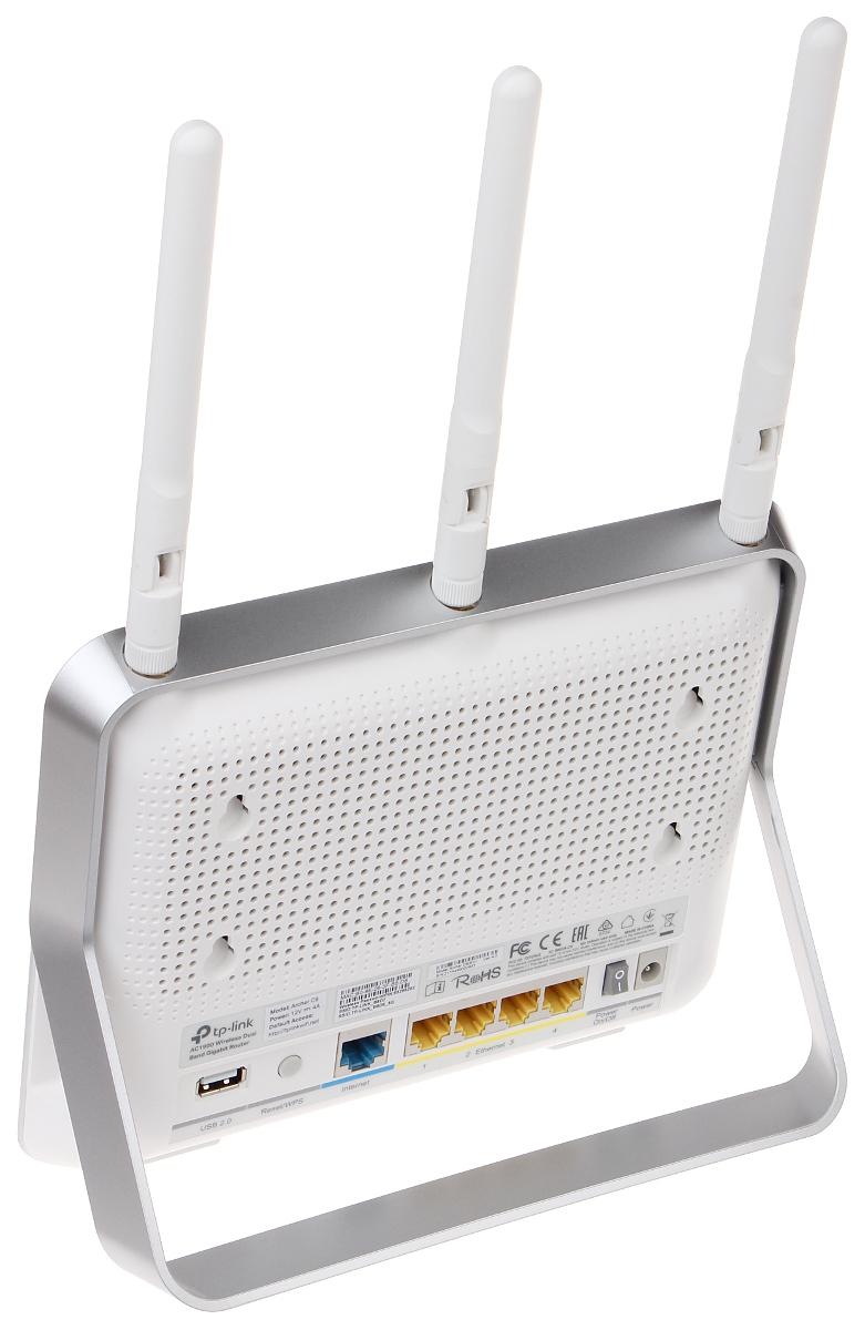 ROUTER ARCHER-C9 2 4 GHz, 5 GHz 600 Mb/s + 1300 Mb/s T