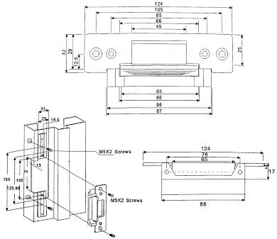 YAL ELECTROMAGNETIC NGROPAT ASF702 DAHUA