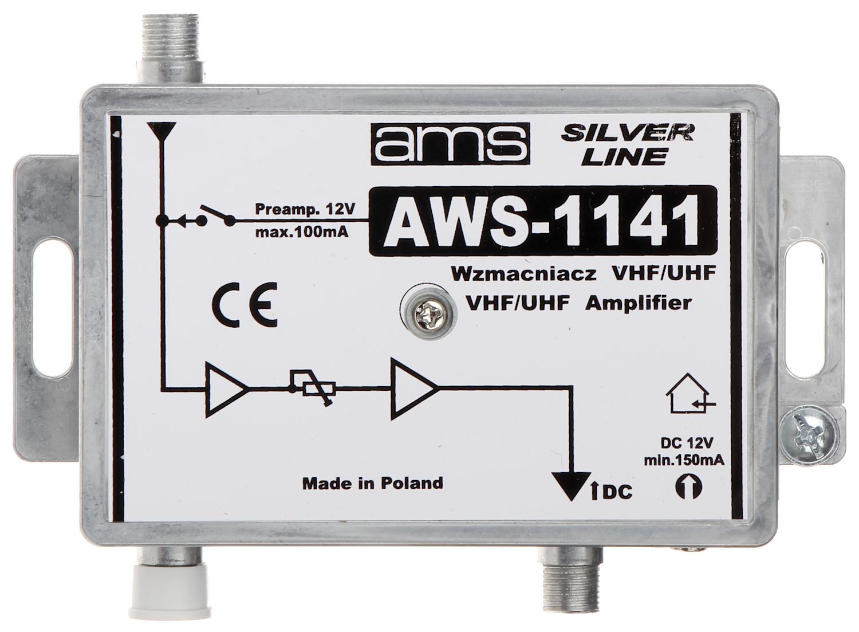 Antenna Amplifier Circuit
