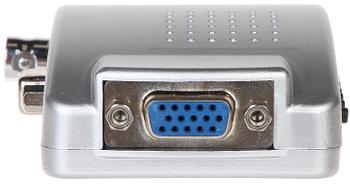 CONVERTOR VGA VIDEO AX 2560F