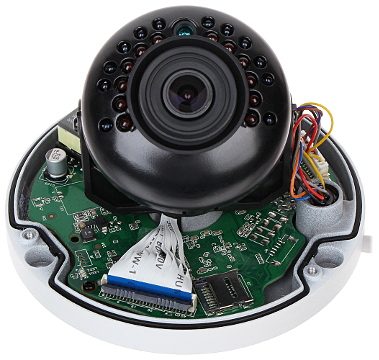 IP VANDALPROOF CAMERA BCS DMIP3401IR E IV 4 0 Mpx 2 8 mm