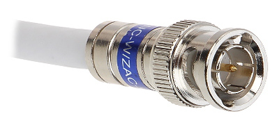 COMPRESSION PLUG BNC W ZAC RG6 CSR