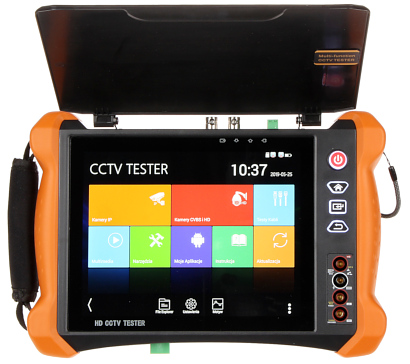 MULTI FUNCTIONAL CCTV TESTER CS H9 80H