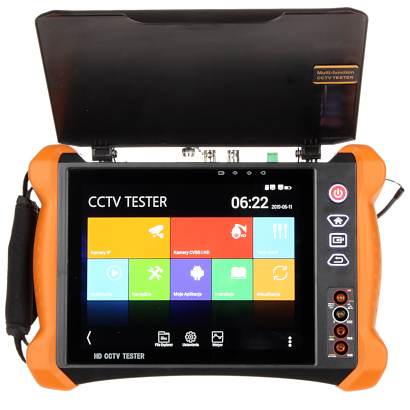 MULTI FUNCTIONAL CCTV TESTER CS H9F 80HQ