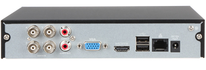AHD HD CVI HD TVI CVBS TCP IP DVR XVR1B04 4 CHANNELS DAHUA