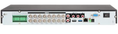AHD HD CVI HD TVI CVBS TCP IP AUFNEHMER XVR7216A 4KL X 16 KAN LE DAHUA