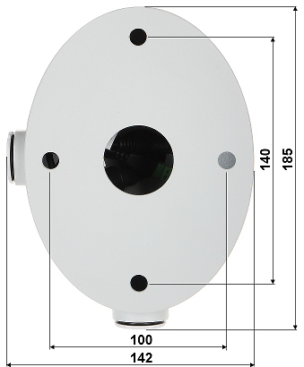 IP H RV RKSSIKRET KAMERA DS 2CD4685F IZH 2 8 12MM 8 8 Mpx Hikvision