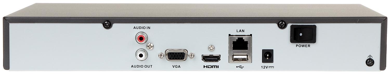 IP DVR DS-7608NI-K1(B) 8 CHANNELS HIKVISION - 8-channel - Delta