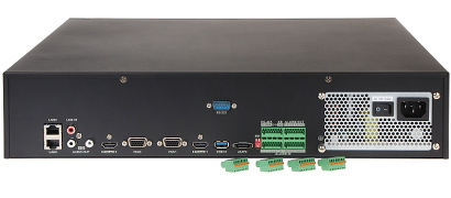IP DVR DS 9632NI I8 32 CHANNELS Hikvision