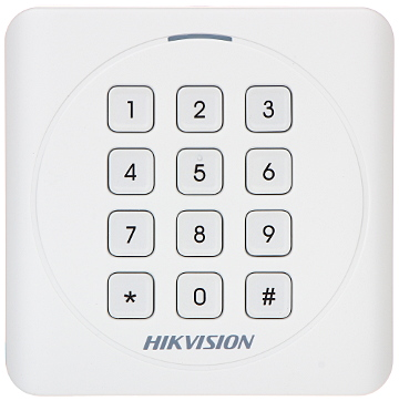 PROXIMITY READER WITH KEYPAD DS K1801MK Hikvision