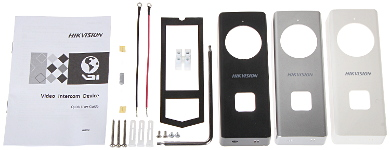 WIRELESS DOORBELL DS KB6003 WIP Wi Fi IP HIKVISION