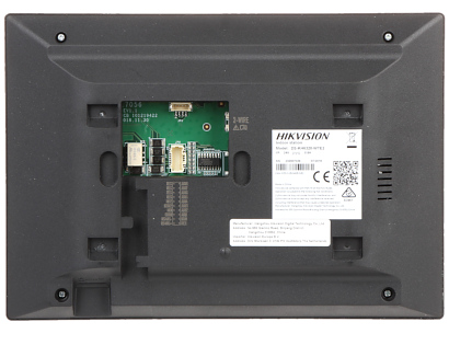 INDOOR PANEL DS KH6320 WTE2 HIKVISION