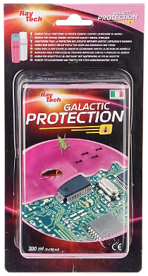 CAUCIUC BI COMPONENT GALACTIC PROTECTION RayTech