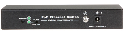 Switch PoE GTS C1 06 4G2G 6 PORT