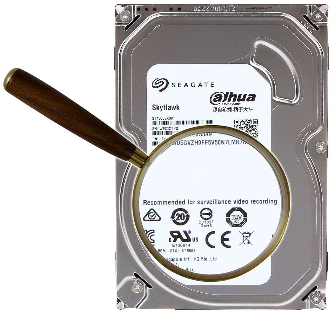 Hdd For Dvr St1000vx001 1tb 24 7 Skyhawk Seagate Hard Disk Hardisk Cctv