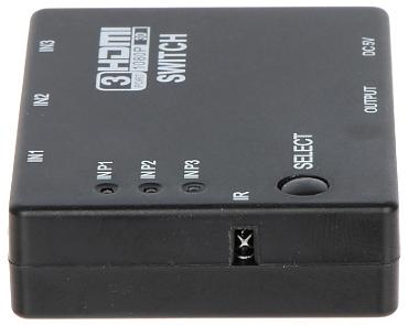 SWITCH HDMI SW 3 1 IR