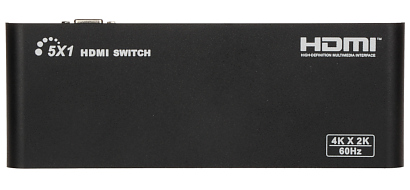 SWITCH HDMI SW 5 1K S2