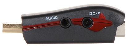 CONVERTOR HDMI VGA AU ECO