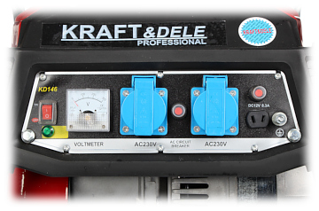 POWER GENERATOR KD 146 1300 W Kraft Dele