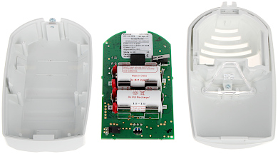 WIRELESS DUAL TECHNOLOGY MICROWAVE PIR DETECTOR KX10DTP2 WE PYRONIX