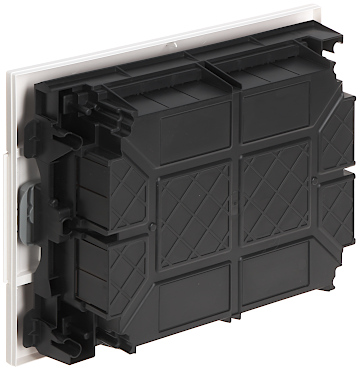FLUSH MOUNTING DISTRIBUTION CABINET 12 MODULAR LE 135361P Practibox S LEGRAND
